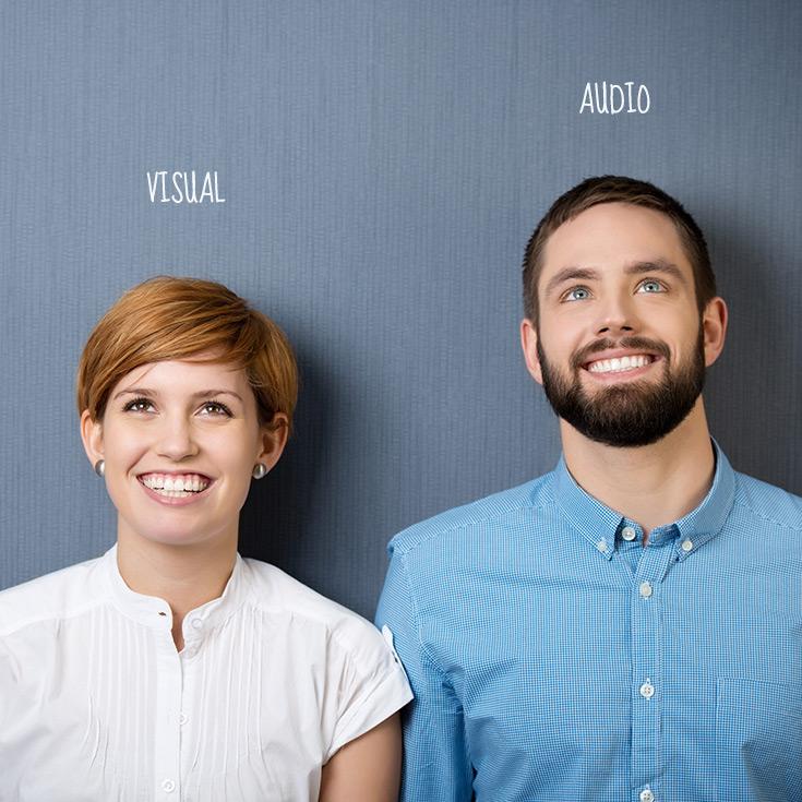 visual-audio-learner